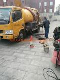 西青工厂食堂隔油池清理